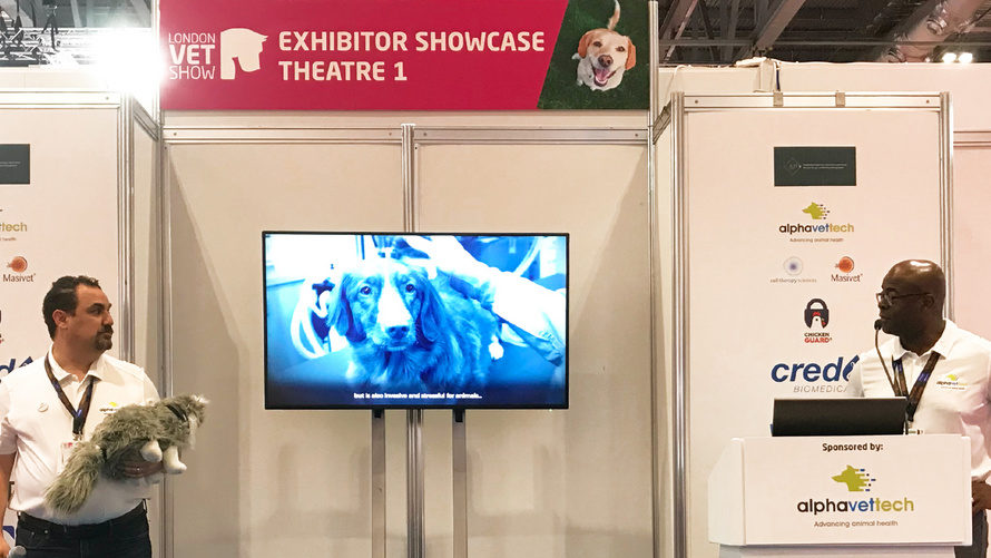 Presenting the Vet Practice of the Future at London Vet Show