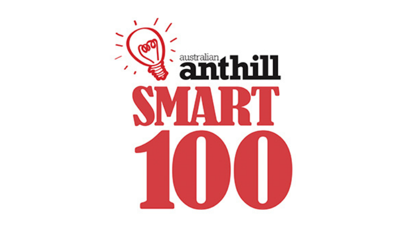 WirelessZoo™ Featured in Anthill's Smart 100, 2018